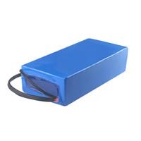 Freie Verschiffen Qualität wiederaufladbare 24V 35AH Batteriepack 18650 Li-Ionen-Batterien für 30A BMS mit 3A-Ladegerät