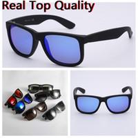 نظارات شمسية موضة مكبرة أعلى جودة نظارات الشمس للرجل امرأة الاستقطاب uv400 عدسات مع حقيبة جلد بني أسود، وقماش نظيف، وإكسسوارات مربع، كل شيء!