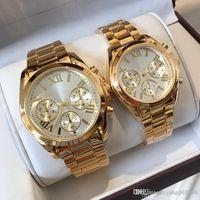 2019 neue Top Hohe Qualität Frauen Luxusuhr Mode Lässige Uhr Große Zifferblatt Mann Armbanduhren Liebhaber Uhren Lady Classic Table Drop Shipping