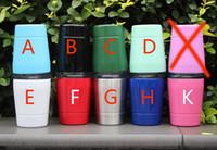 Customize paredes duplas 9 oz copos de vinho caneca Crianças de aço inoxidável Stemless copo garrafa de água pequena copo com palhas e tampas