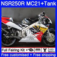 Injectie voor Honda NSR 250R 250 R NSR250R Black Hot Sale 1990 1991 1992 1993 264HM.45 NSR250 R RR MC21 PGM3 NSR250RR 90 91 92 93 Valerijen