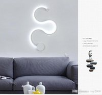 Lâmpada de parede Lamparas De Teto Pared Applique Murale Luminária Plafonnier Moderna Levou Lustre de Parede Luz Wandlamp Teto Casa luz