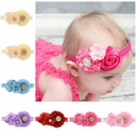 8 color New children' s hair band hair accessories Europ...
