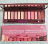 lowest price! hot new makeup Palette 12 color NUDE Cherry ey...