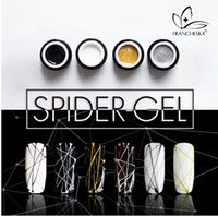 8ml Nail Spider Gel Web Painting Creative Nail Art UV Gel Wi...