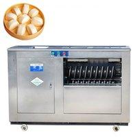 Petit pain cuit à la vapeur machine de formage / machine de moulage pain cuit à la vapeur / machine de cuisson automatique en acier inoxydable pâte faisant 2200W machine
