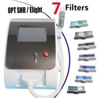 2019 Besten SHR IPL Haare entfernen Maschine Laser Diode Anti Haarwachstum der Haut glatt OPT SHR Haar-Free Maschine CE DHL
