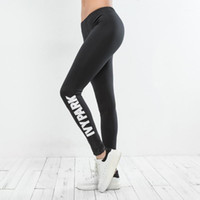 Hot Ladies Beyonce Ivy Park Lettere Stampa Traspirante Stretch Lungo Pant Skinny Leggings Womens Athletic Joggers1
