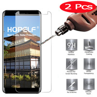 2 Pieces HOPELF Screen Protector for Doogee X60 Tempered Gla...