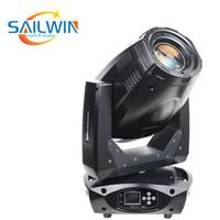 Fabrikverkauf Professionelle DJ-Stab-Partei Show Stage Light White DMX 512 300W LED 3IN1 Strahlpunktwäsche bewegliches Hauptlicht