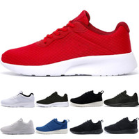 nike air roshe run one High Top 1.0 Tanjun Chaussures De Course Hommes Femmes 3.0 Maille rouge triple blanc noir gris Chaussures De Sport Olympic London Outdoor Sneakers