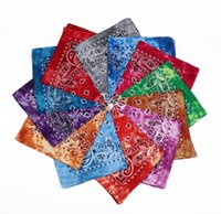 Printed Tie- Dyeing Bandanas Women Men Outdoor Riding Cycling...