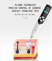 الليفية البلازما القلم إبرة الحرة الجفن رفع البلازما القلم المضادة للتجاعيد الجلد تشديد الخلد المزيل آلة الجمال LCD شاشة الجهاز