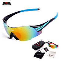 WOSAWE Bicycle Cycling Glasses Men Women Sport Road MTB Bike...