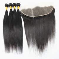 9A Brazilian Indian Straight Hair Extensions 50g Bundle 100%...