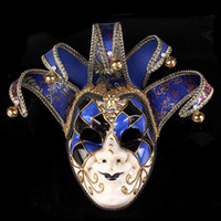 Personality Men Venetian Masks Fashion Masquerade Party Mask...