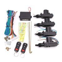 1 Set Vehicle Auto Car Remote Control Central Locking Kit Ke...