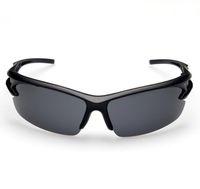 Deporte al aire libre Ciclismo Gafas unisex a prueba de viento ciclismo gafas de sol de la luz a prueba de lluvia Eyewear de la bicicleta UV400 de bicicletas en los vidrios