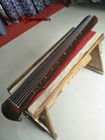Commercio all'ingrosso della fabbrica nuova ordinazione Spedizione 7 corde Vecchio Guqin cinese Exquisite libero