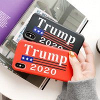 2020 New Boutique Fashion Trump Phone Cases TPU Cell Phone P...