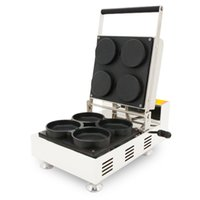 Commercial Super Mini Waffle Máquina Pizzza Ham Mini Pizza Criador np94 Início Baking Máquina Snack máquina