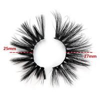 6fd2c6f8bf4 Wholesale dramatic false eyelashes online - 2019 New mm D Mink Eyelashes  False Eyelashes D Mink