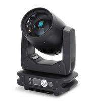 6pcs showtec 100w ha condotto la testa mobile a femmina a LED a buon mercato a LED Nice Beam Spot Effect Lighting RGBW Testa mobile Testa a LED