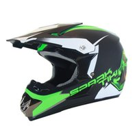 DOT Approval Newest Brand Motorcycle Helmet Racing ATV Motoc...