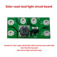 1.2V의 Ni-MH 배터리 라이트 제어 상수 밝은 태양 묻혀 램프 컨트롤러 태양 도로 빛 컨트롤러 스터드