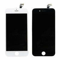 Original LCD Display for iPhone 6 6G Touch Screen Digitizer Full Assembly Complete Screen with logo free DHL