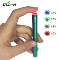 Dr. cann Tap VV Vape Pen Battery 280mAh Preheat VV Voltage Ad...