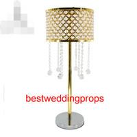 크리스탈과 새로운 스타일의 결혼식 로마 기둥, 이벤트 장식 웨딩 통로의 장식, 아크릴 크리스탈 로마 열 best01128