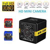 carta di TF di sostegno della macchina fotografica FX01 mini macchina fotografica HD 1080P IR di visione notturna piccola videocamera dell'automobile DVR Digital Video Recorder Sport DV