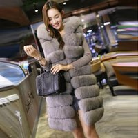여성용 모피 가짜 밍크 여성 코트 2021 겨울 두꺼운 따뜻한 코트 두꺼운 니트 레트로 민소매 조끼 자켓 M482