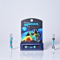 Moonrock Clear Vape Carts Cartridges 1. 0ml Tank 510 thread C...
