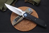 Tolleranza 0372 sistema di cuscinetti ZT Zero ZT0372 9Cr18MoV sfera G10 ZT Collection coltello pieghevole natale coltello regalo per l'uomo 1pcs freeshipping