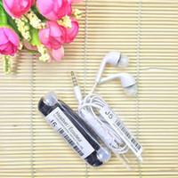 J5 alta calidad de los auriculares estéreo de 3,5 mm en la oreja plana fideos auriculares auriculares con micrófono y control remoto para Samsung Galaxy S3 S4 S5 S6