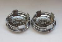 4 teile / los Auto Styling 62mm Silber Car Center Radkappen Radabdeckungen für Toyota Corolla Auto Radabdeckungen für Toyota Camry