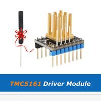 1 шт. 3.5A TMC5161 V1.0 SPI MUTE Степстический модуль драйвера для STEMA17 NEMA23 Stear Motor 3D-принтер