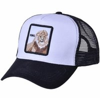 Hacia Animal Caps New Embroidery Baseball Hats Animal Embroi...