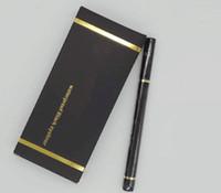 재고 있음! 뜨거운 메이크업 아이 라이너 블랙 아이 라이너 연필 마커 펜 고품질 DHL 배송