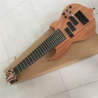 Factory Custom Custom Natural Bois Naturel Color Couleur Guitare Electric Guitare, Hardwares Black, Offre personnalisée