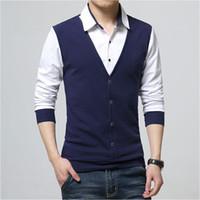 Marque Automne Hommes T-shirts De Mode Coton Causal Designer Vêtements Cool T-shirt Hommes À Manches Longues T-shirt Casual Mâle