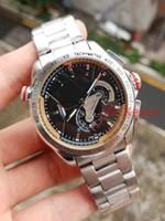 2020 Acero inoxidable Top 2813 Men'sMechanical movimiento automático reloj deportivo para hombre mismo-viento Relojes reloj de la manera etiqueta