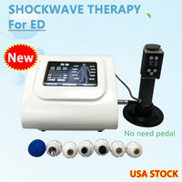 Portable ESWT Medical Device Shockwave Therapy Body Pain Rel...
