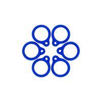 Nyaste Vape O Ring Ego Evod Vape POD Lanyard Silikon Ringhållare 13mm E CIG Tillbehör Gratis Frakt 500st
