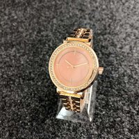 New Fashion Dress Luxury Women Watch Brand Rose Gold Watches...