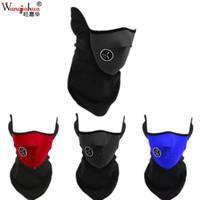 Equitación al aire libre, protección facial, máscara de esquí fría, máscara de parabrisas caliente para bicicletas al aire libre