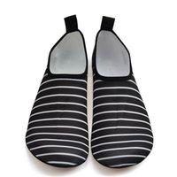 Sapatilhas Unisex Sapatos de Natação Esportes de Água Praia Surfing Chinelos Calçados Homens Mulheres Sapatos de Praia Rápida Moda de Secagem