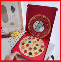 2019 IMEAGO PIZZA Eyeshadow Palette 18 Color Glitter Shimmer...